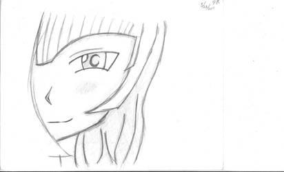 Cresent Smile by DecoAzuria