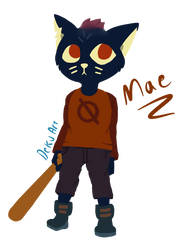 Mae by sonic-chic1