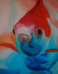Goldfish by mariah22
