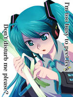 DND by kisataro