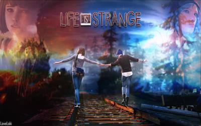 Max Caulfield and Chloe Price - Life is Strange by LoveLoki