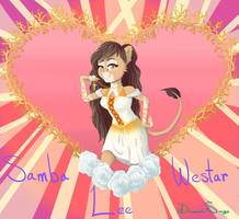 Samba Westar-Queen Lion by TheDreamSage