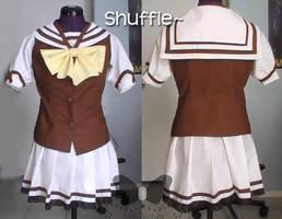 Shuffle Uniform by Kimikotan