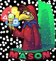 Mason's Magic Ice Cream by McKnackus