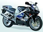Moto Suzuki by dinnho