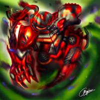 Red Mode! by k-raZRt