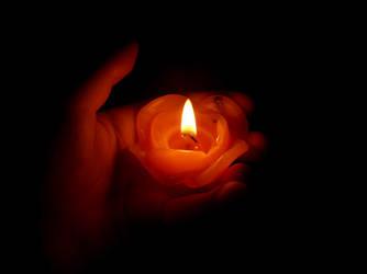 Flickering flame spirit... by Tener