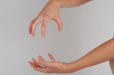Anatomy - Hands - Magic Powers 2 by Danika-Stock