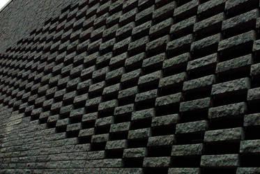 Brick Wall by Danika-Stock