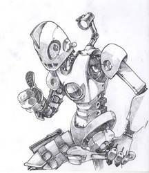 RepairBot by andinobita