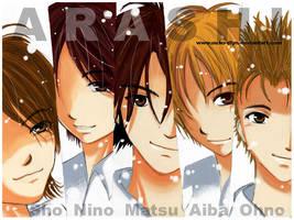 Arashi For Dreams by Neko-DLyn