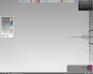 Another Desktop Screenshot by Lustmusket3000