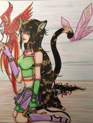 Crystal Knight Kiyoshi  by roxasroxs