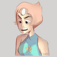 Pearl Sketch2 by Rocky-roads