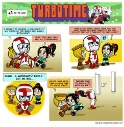 A riddle for a Racer! by Turbotastique