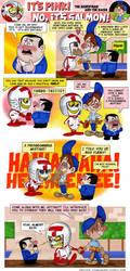 Gene's big trouble! by Turbotastique