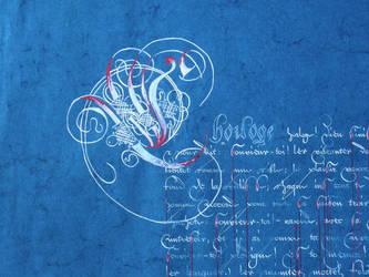 Lettre cadeau L by arcanoide