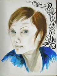 Autoportrait by arcanoide