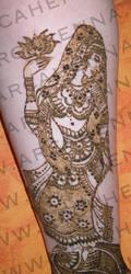 Vivaah detail bridal by arcanoide