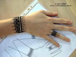 enpc henna 3 by arcanoide