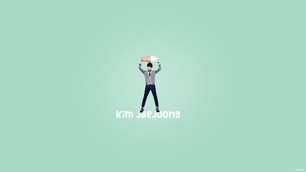 Jaejoong wallpaper_01 by iamsobizarre