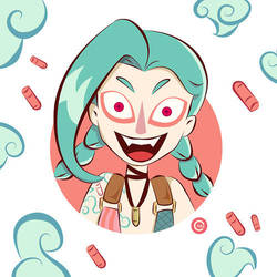 Get Jinxed! by magic-cake