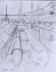 Slums by Jizba