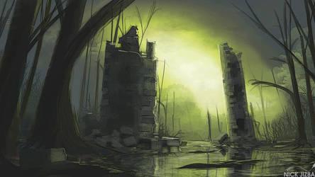 Swamp by Jizba