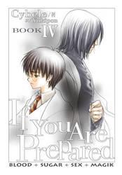 'IYAP' Book IV cover by yukipon