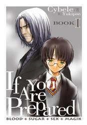 'IYAP' Book I cover by yukipon