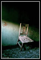 Ghostly Chair by AxionAdvenT