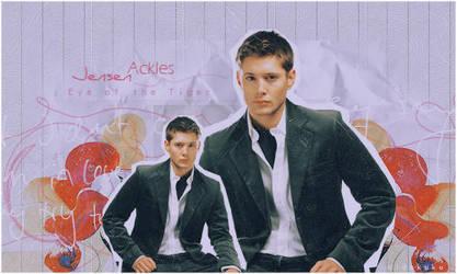 Banner Jensen Ackles by aidakuku