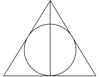 Deathly Hallows by Zoroo