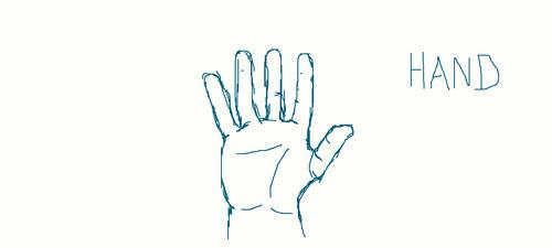 Hand by Zoroo