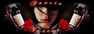 Fausto Tattoo by Zoroo