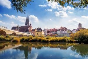 Regensburg I by Zoroo
