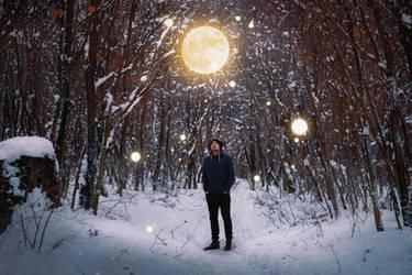 Full Moon by Zoroo