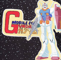 Mobile Suit Gundam by katiewhy