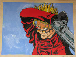 Vash the Stampede by katiewhy