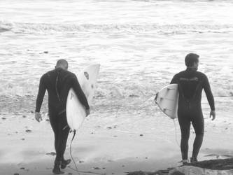 Surfers by 3sarahtop
