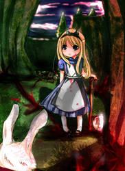 - Bloody Wonderland - by graff-eisen