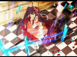Umineko - Last Resort by graff-eisen