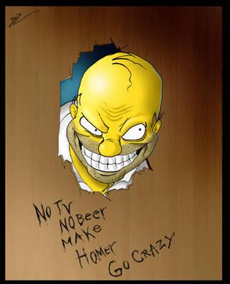 THOH: heeeres Homer! by OzzKrol