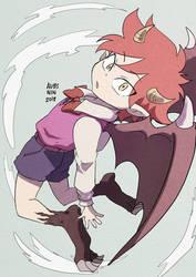 LITTLE DEVIL by aubs-nin