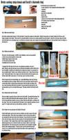 Kunai resin casting tutorial by thehippie7