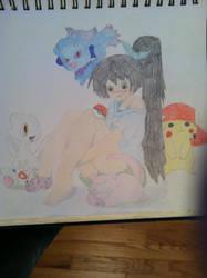 Pokemon! :D by Ryeochan1516