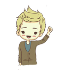 Kawaii One Direction PNG by CamiDIRECTIONER