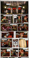 Zootopia Comic: Fine Dining by FigN01