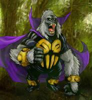 Gorilla Grodd by RtRadke