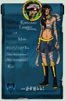 DA: Ramessu by Metalbeast114